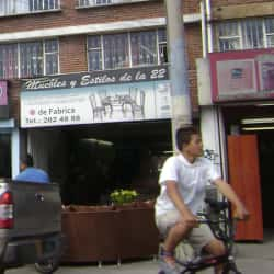 Muebles y Estilos De La 22 en Bogotá