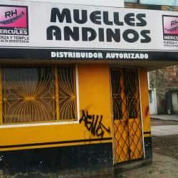 Muelles Andinos en Bogotá