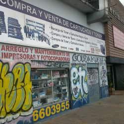 Super Tintas de la 80 en Bogotá