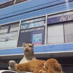 Mackarry en Bogotá