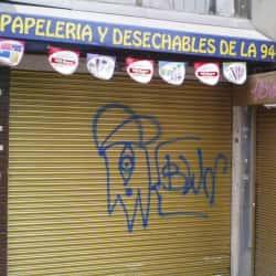 Papelería y Desechables de la 94 en Bogotá