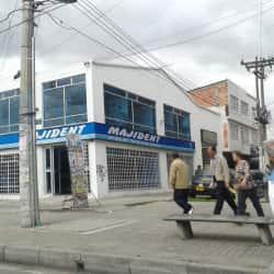 Majident en Bogotá