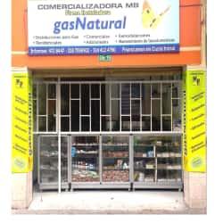 Comercializadora MB en Bogotá