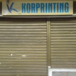 Korprinting en Bogotá