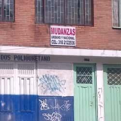 Mudanzas Urbano y Nacional en Bogotá