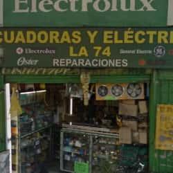 Licuadoras y Eléctricos La 74 en Bogotá