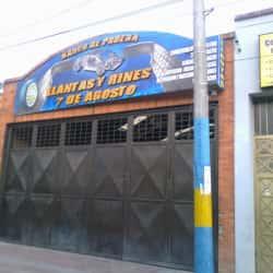 Llantas y Rines 7 de Agosto en Bogotá