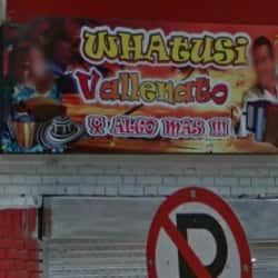 Whatusi Vallenato en Bogotá