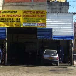 Lubricentro Los Almendros en Bogotá