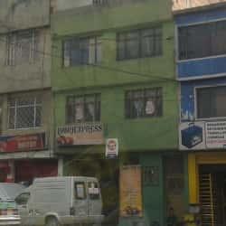 Lubriexpress en Bogotá