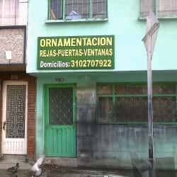 Ornamentación Juan XXII en Bogotá