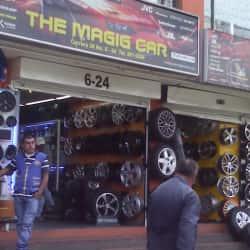 Magic Car en Bogotá