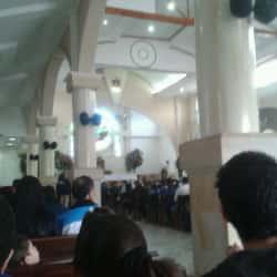 Parroquia leon XIII  Jesucristo Nuestra Paz en Bogotá