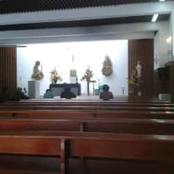 Iglesia Madre del Salvador en Bogotá