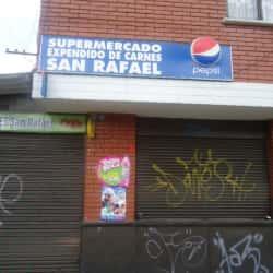 Supermercado Expendio de Carnes San Rafael en Bogotá