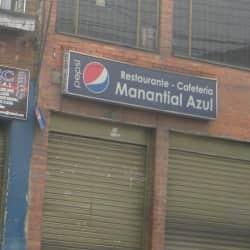 Restaurante Cafetería Manantial Azul en Bogotá
