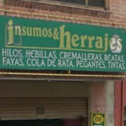 Insumos y Herrajes en Bogotá