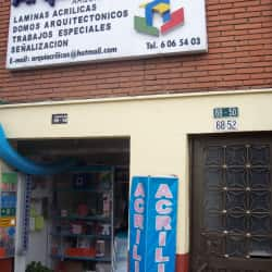 Arquiacrílicos en Bogotá