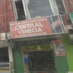 Restaurante y Pescadería Central Venecia en Bogotá