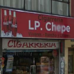 Cigarrería LP Chepe en Bogotá