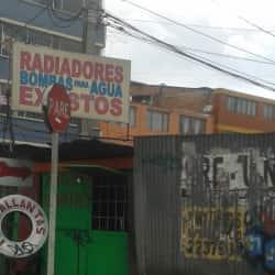 Radiadores Bombas Para Agua en Bogotá