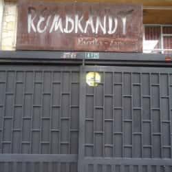 Rembrandt en Bogotá