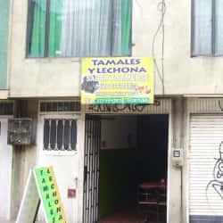 Tamales y Lechona Sabor Tolimense en Bogotá