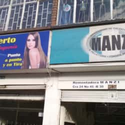 Remontadora Manzi Carrera 24 con 45B en Bogotá