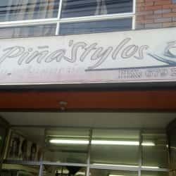 Piña'Stylos en Bogotá