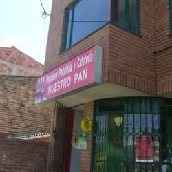 Panadería Pastelería y Cafetería Nuestro Pan en Bogotá