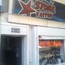 Store Tattoo en Bogotá