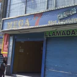 Mega 7 Slot Machines Casino en Bogotá