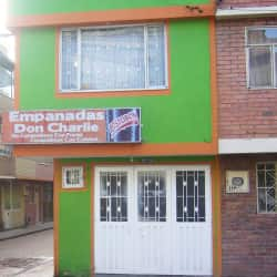 Empanadas Don Charlie en Bogotá