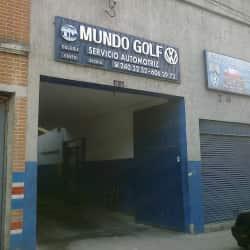 Mundo Golf en Bogotá