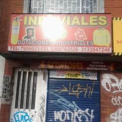 Induviales ABC en Bogotá