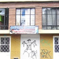 American Barber en Bogotá