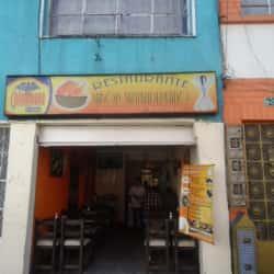 Sabor Santandereano en Bogotá