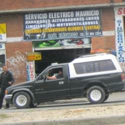 Servicio Eléctrico Mauricio en Bogotá