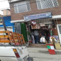 Variedades Los Primos en Bogotá