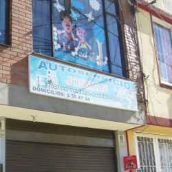 Autoservicio Josman en Bogotá