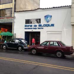 Zona De Bloque en Bogotá