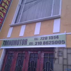 Tornomotor en Bogotá