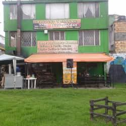 Sancocho y Parrilla en Bogotá