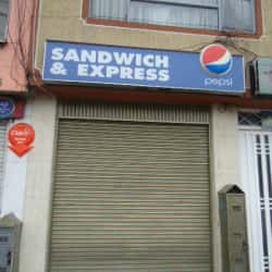 Sándwich & Express en Bogotá