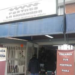 Postres La Enramada en Bogotá