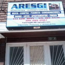 Servicios Inmobiliarios Aresgi en Bogotá