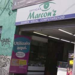 Ópticas Marcon'z en Bogotá