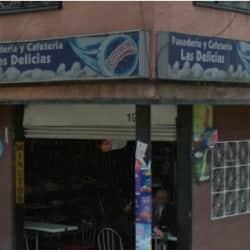 Panadería Las Delicias Calle 55 en Bogotá