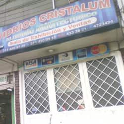 Vidrios Cristalum en Bogotá