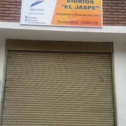 Vidrios El Jaspe en Bogotá